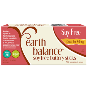 Earth Balance Buttery Sticks Reviews and Information - Vegan and Soy-Free