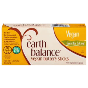 Earth Balance Buttery Sticks Reviews and Information - Vegan