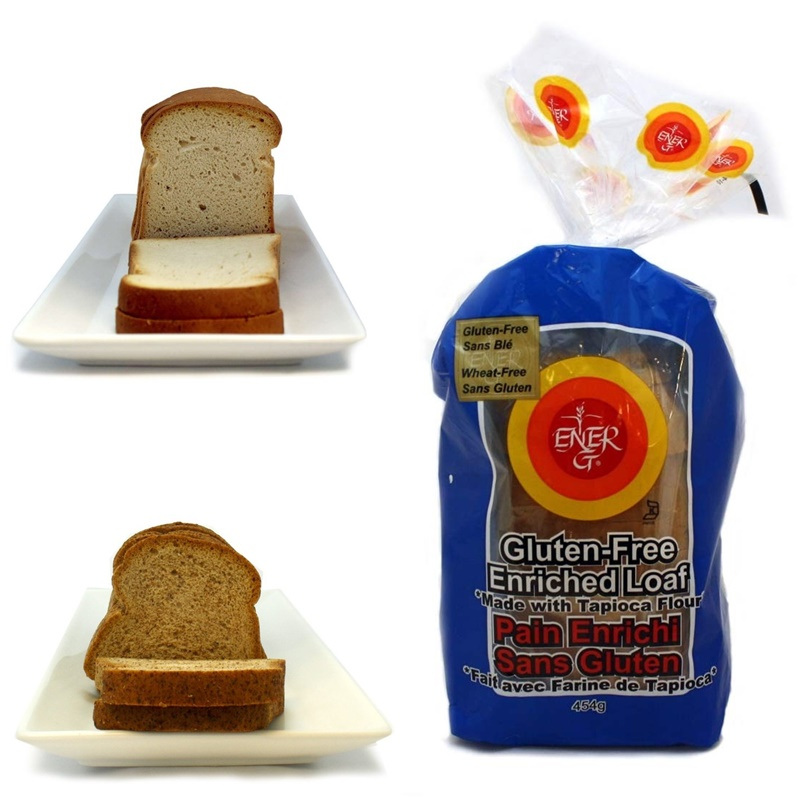Ener-G Bread Loaves - Free of Dairy, Gluten, Nuts and Soy! Also vegan and made without eggs. (Review)