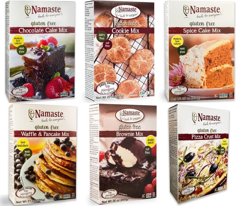 Namaste Baking Mix Reviews and Info - allergy-friendly and gluten-free