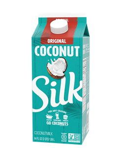 Silk Coconutmilk Reviews and Information - vegan, dairy-free milk beverage alternative