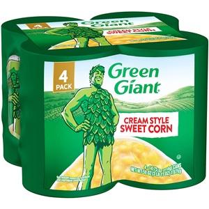 Cream-Style Corn is Dairy Free!