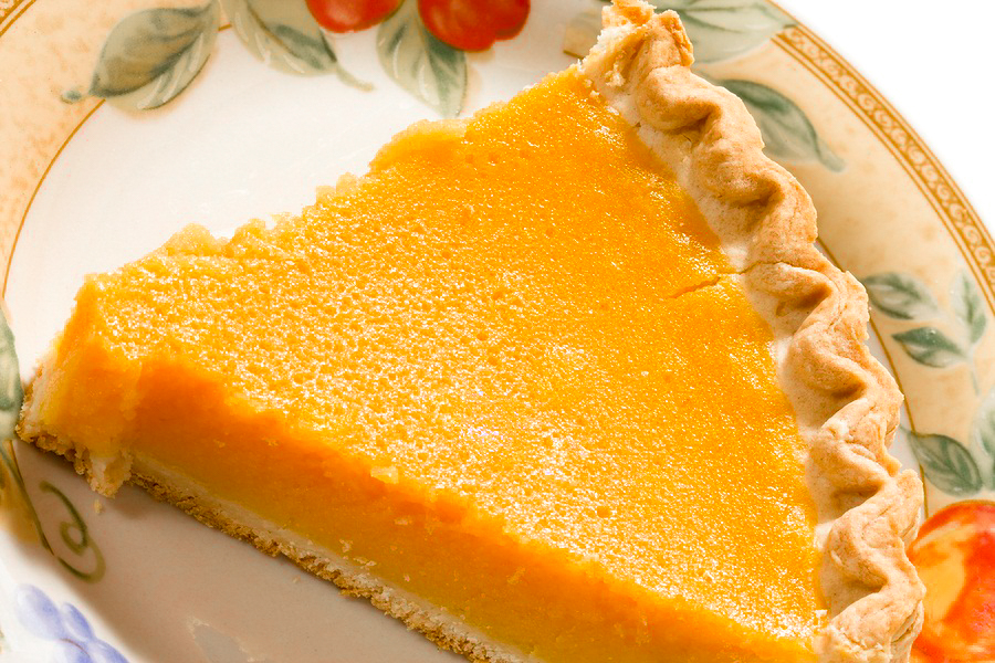 Dairy-Free Sweet Potato Pie Recipe (naturally nut-free and soy-free with a gluten-free option)