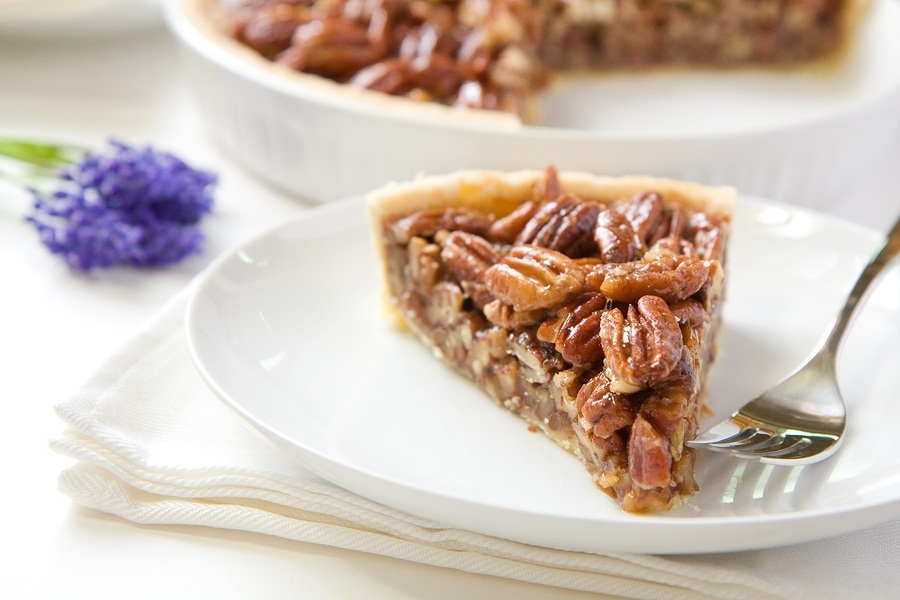 Dairy-free Chocolate Chip Pecan Pie Recipe - optionally soy-free and gluten-free too