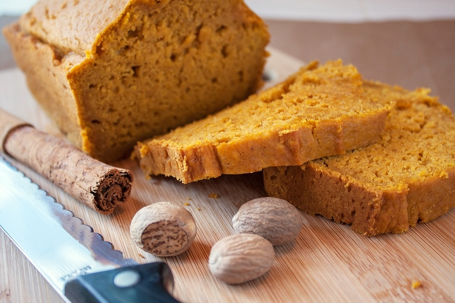 Popular Pumpkin Bread that's Super Moist and Naturally Dairy Free