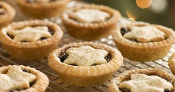 Vegan Mince Pies Recipe