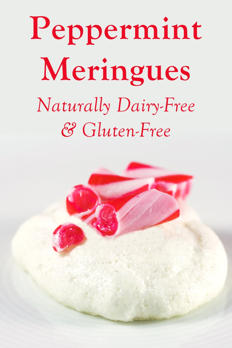 Peppermint Meringues Recipe: Naturally Dairy-Free and Gluten-Free