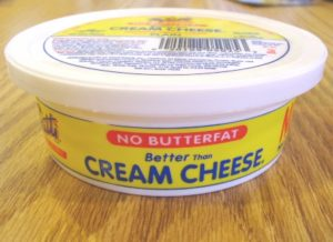 Tofutti Better Than Cream Cheese (Review) - a dairy-free, vegan classic cream cheese alternative in several non-hydrogenated varieties