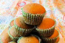 Squash Cakes Recipe - Dairy-free Muffins or Cupcakes - your choice!