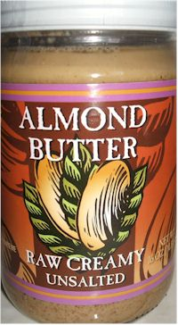 TJ's Almond Butter