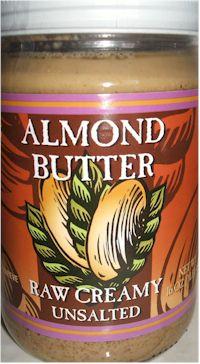 TJ's Almond Butter