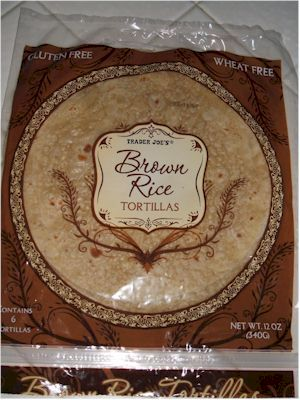 Trader Joe's Brown Rice Tortillas - Gluten-Free, Dairy-Free (Review)
