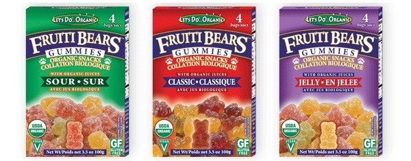 Easter Treats: Let's Do Organic Vegan Gummi Bears