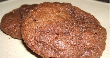 Cocoa Mudslide Cookies