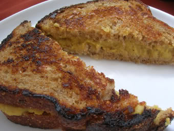 "Grilled ""Cheese"""