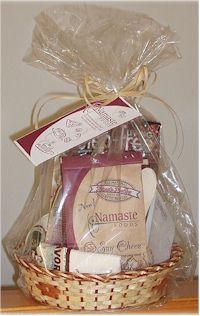 Namaste Gift Basket