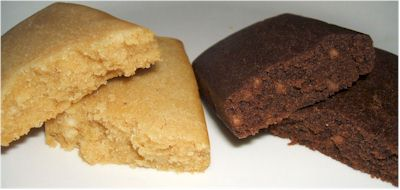 Nana's Gluten Free Cookie Bars (Review) - dairy-free, vegan and fruit juice-sweetened