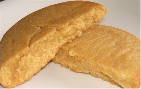 Lemon No Gluten Cookie