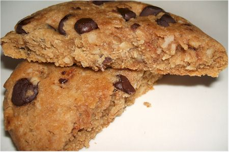 Nana's No Wheat Chocolate Chip Cookie
