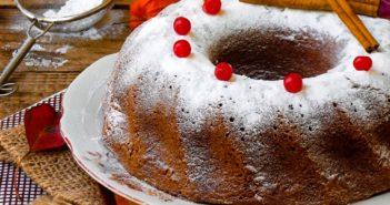 Gluten-Free Pumpkin Bundt Cake - also Dairy-Free!