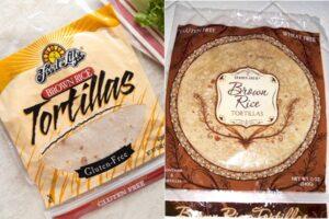 Trader Joe's Brown Rice Tortillas - Gluten-Free, Dairy-Free (Review)