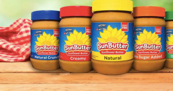 Sunbutter - A school and allergy friendly alternative to peanut butter!