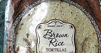 Trader Joe's Brown Rice Tortillas - gluten-free, dairy-free review