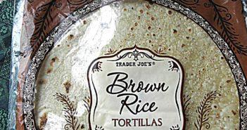 Trader Joe's Brown Rice Tortillas - gluten-free, dairy-free review