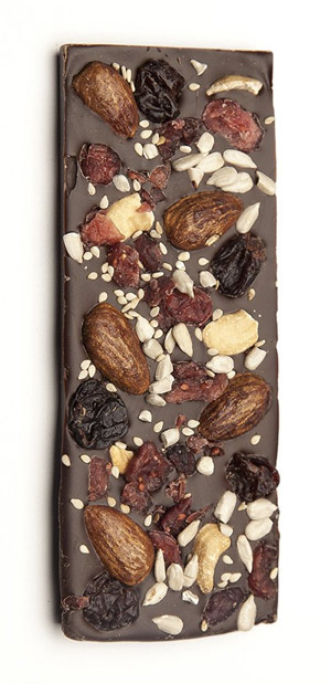 Grocers Daughter - unique dairy-free chocolate bars