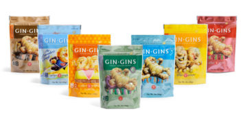 The Ginger People Gin-Gins