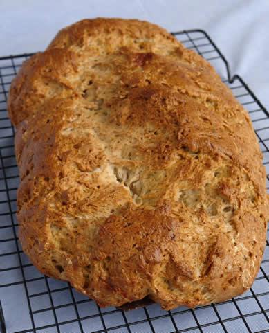 Gluten-Free High-Fiber Multi-Grain Bread