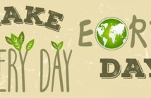 Make Earth Day Every Day - 20 Ways to Converve (including diet!)