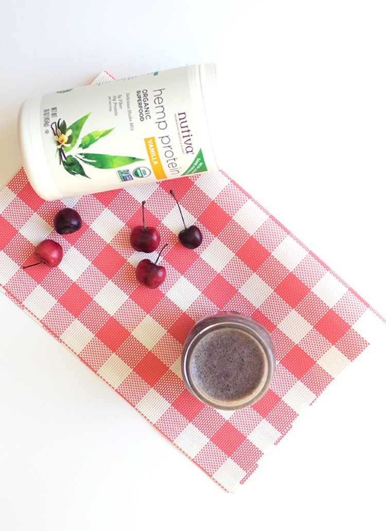 Nutiva Organic Hemp Protein Powders and Hempshakes (Chocolate & Vanilla) - all dairy-free, vegan and soy-free