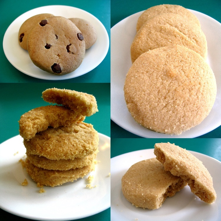 Sun Flour Baking Shortbread (Review) - Vegan + No Gluten