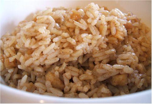Apple Rice