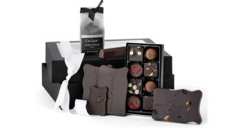 Hotel Chocolat Dark Chocolate Confections (Non-Dairy and Vegan)