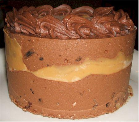 Tarmack Mudslinger Cake