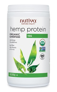 Nutiva Hemp Protein Powders Review and Info - dairy-free, plant-based, vegan