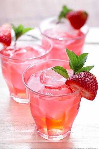 """Rhubarb """"Tea"""""""