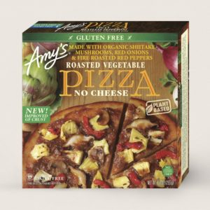 Amy's Dairy-Free, Gluten-Free Frozen Pizzas - Reviews, Ratings, Ingredients and More Info for all 3 Vegan and Gluten-Free Varieties