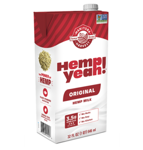 Hemp Yeah! Hemp Milk Reviews and Information - Dairy-free, Gluten-free, Nut-free, Soy-free, Vegan, and Sugar-free varieties