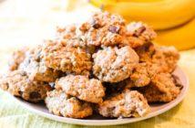 Monkey Cookies Recipe (aka Dairy-Free Banana Chocolate Chunk) - includes vegan, gluten-free and nut-free options