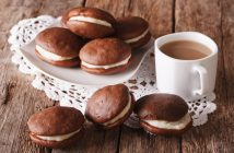 Classic Chocolate Whoopie Pies - a dairy-free recipe!