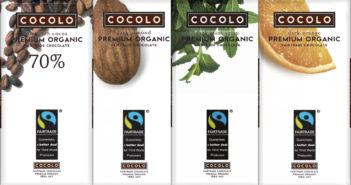 Cocolo - Fair trade, organic, dairy-free dark chocolate