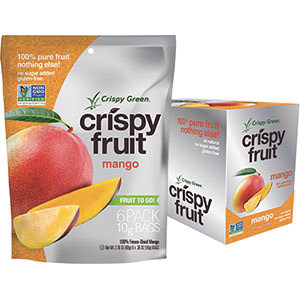 Crispy Green Fruit Snacks