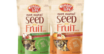 Enjoy Life Not Nuts! Seed and Fruit Mix - a paleo and nut-free trail mix perfect for everyone!