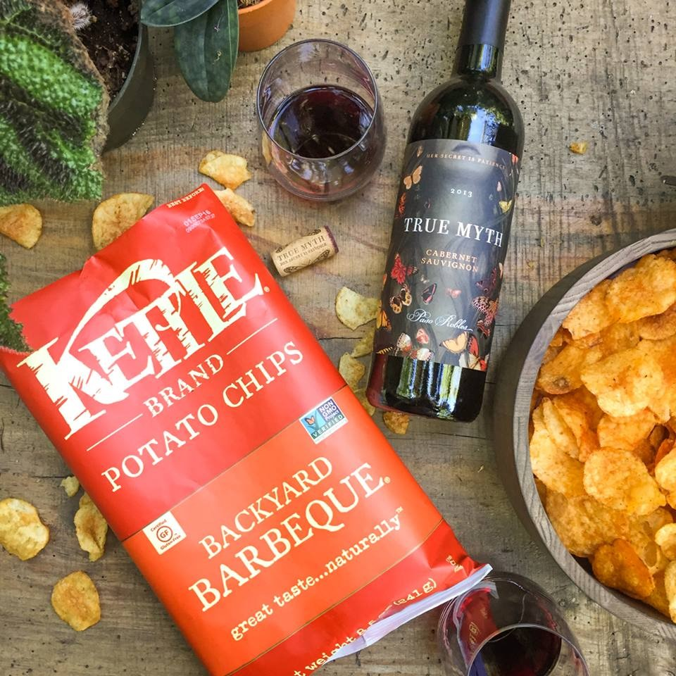 Kettle Brand Potato Chips Review - dairy-free flavors, all gluten-free