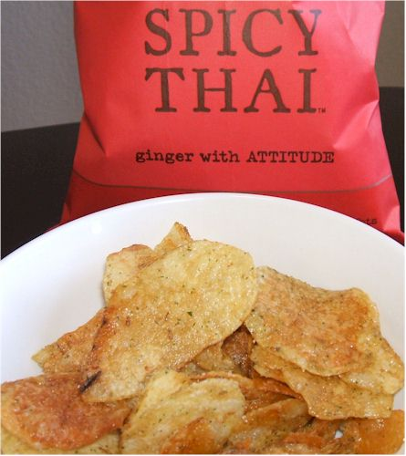 Spicy Thai Chips