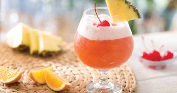 Easy Bahama Mama Cocktail Recipe