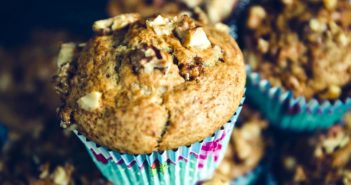 Dairy-Free Sweet Potato Muffins Recipe (made with grated sweet potato!)